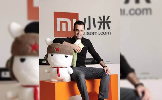 Hugo Barra leaves Xiomi