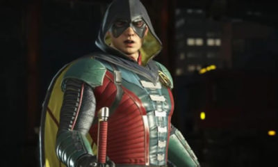 Gameplay of Robin in Injustice 2