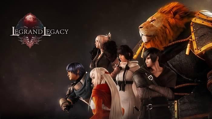 Legrand-Legacy
