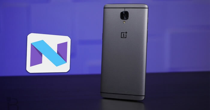 OnePlus 3 kernel code is available with Nougat
