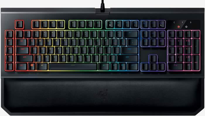 Razor V2 keyboard