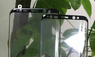 Design of the Samsung Galaxy S8