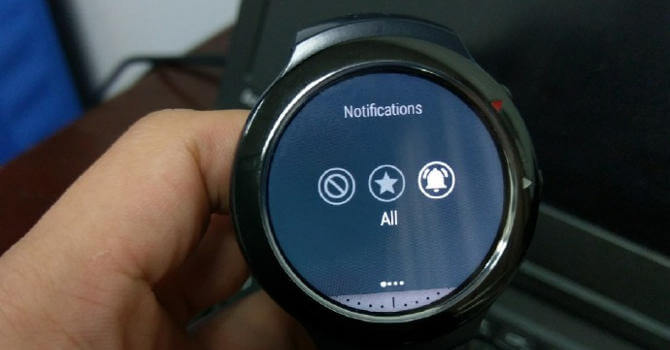 HTC UA Watch
