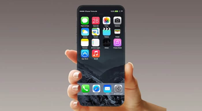 IPhone 8 to boast of face recognition system, better 3D Touch