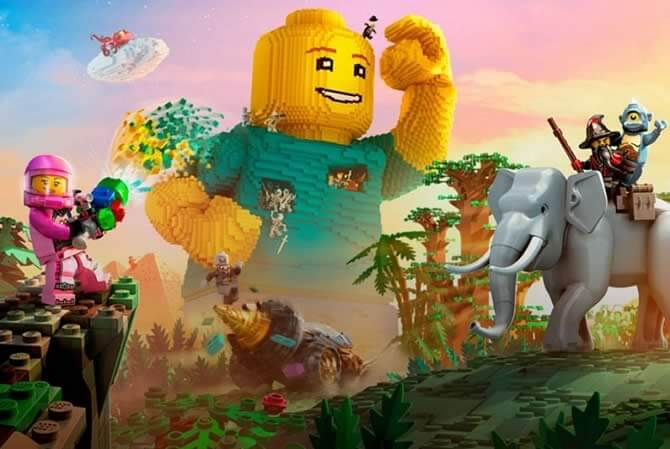 Lego Worlds Has Been Announced for the Nintendo Switch