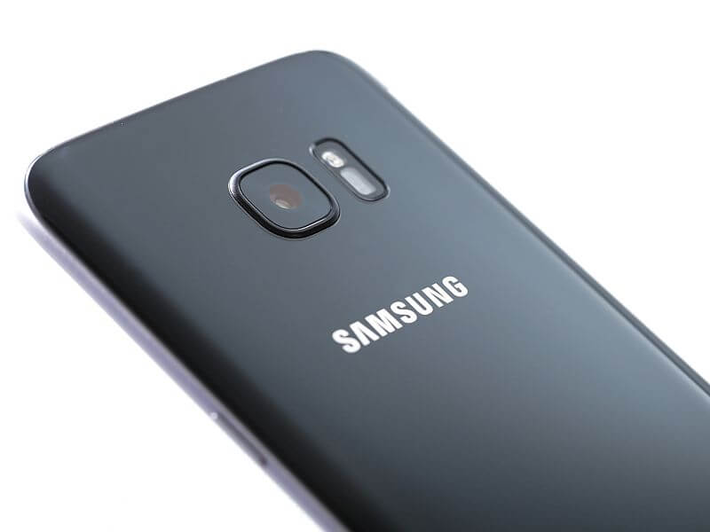 Samsung Galaxy S8 Rear Camera