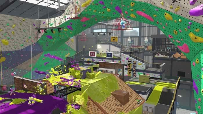 splatoon map