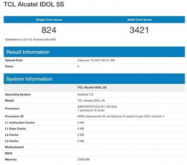 Alcatel-Idol-5s