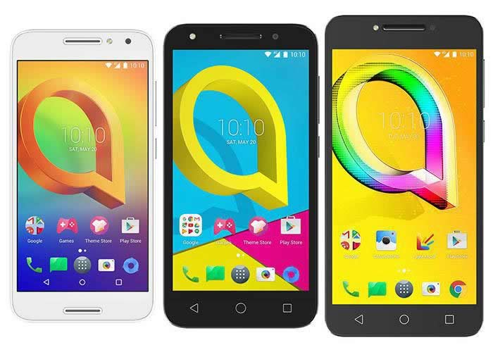 Specifications-Alcatel-U5-A3-A5-led