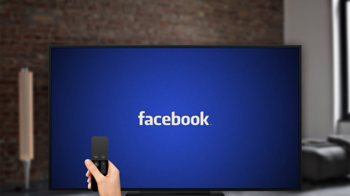Facebook App on Samsung Smart TV