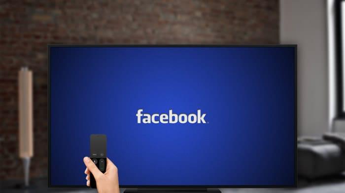 Facebook App on Samsung Smart TV