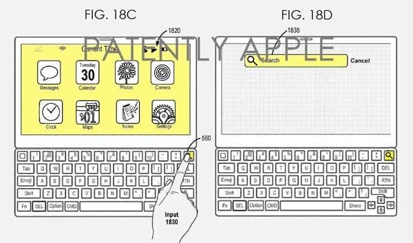 Apple-keyboard-patent