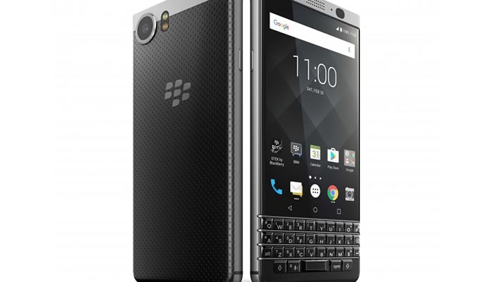 Blackberry KEYone features