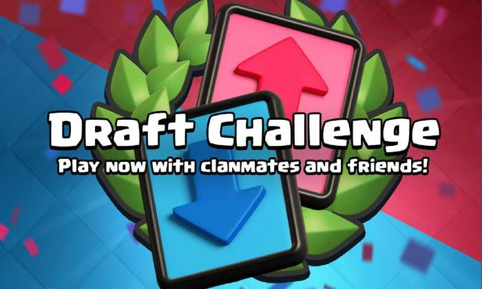 Clash Royale Draft Challenge