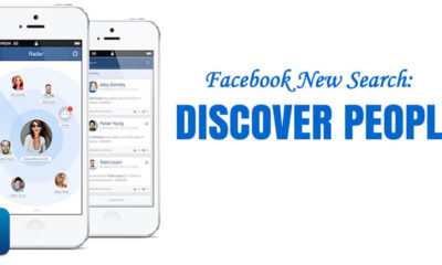 Facebook Discover People