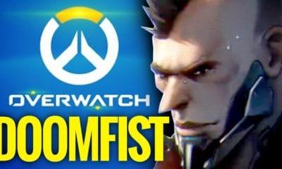 Doomfist is not Overwatchs next character