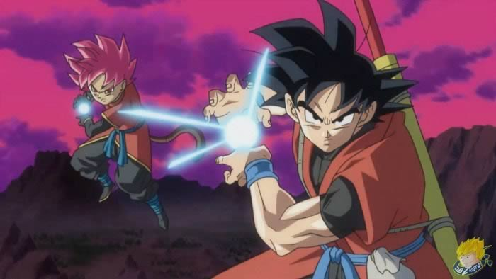 Dragon Ball Heroes: Ultimate Mission X trailer