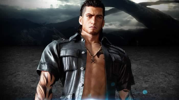 'Final Fantasy XV' Gladiolus DLC