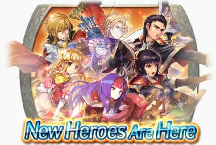 Fire Emblem New Heroes