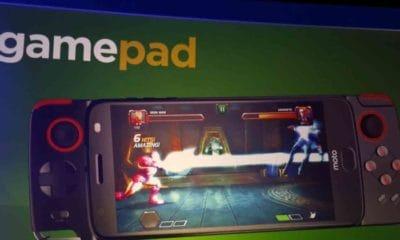 Lenovo presents Gamepad Mod