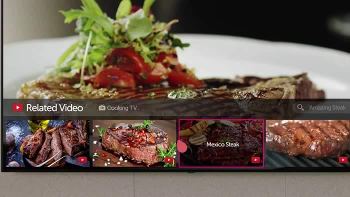 Smart TV webOS 3.5