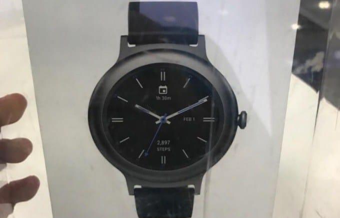 LG Watch Classic