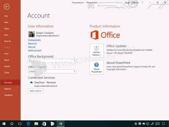 Cousin-Microsoft-Office Desktop Windows Store