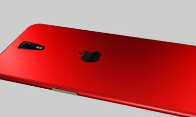 New Red iPhone7