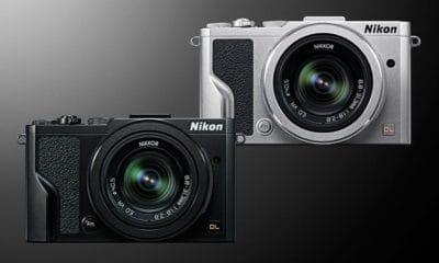 Nikon DL compact premium cameras