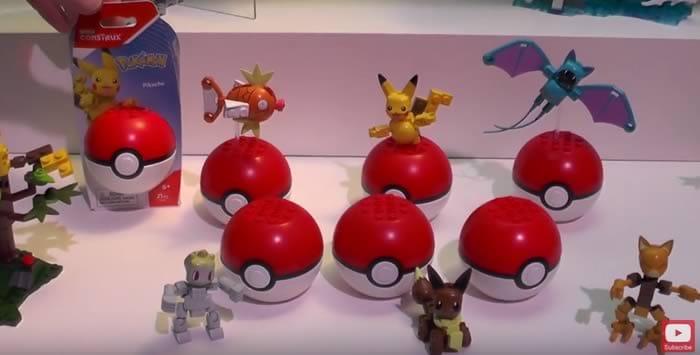 Pokemon Mega Bloks