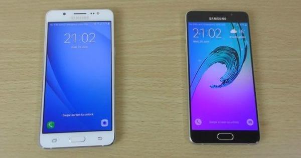 J 2 Samsung Galaxy Looc Tooldana Hi: All Samsung Galaxy J5 And J7 Will Receive Android 7.0