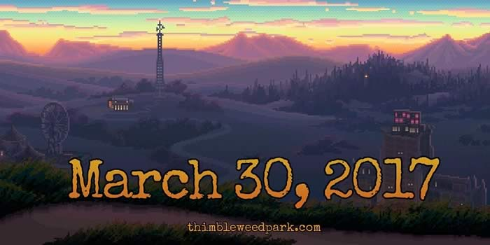 Thimbleweed Part release date