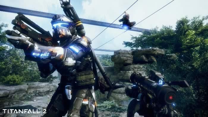 Titanfall 2 Live Fire Mode