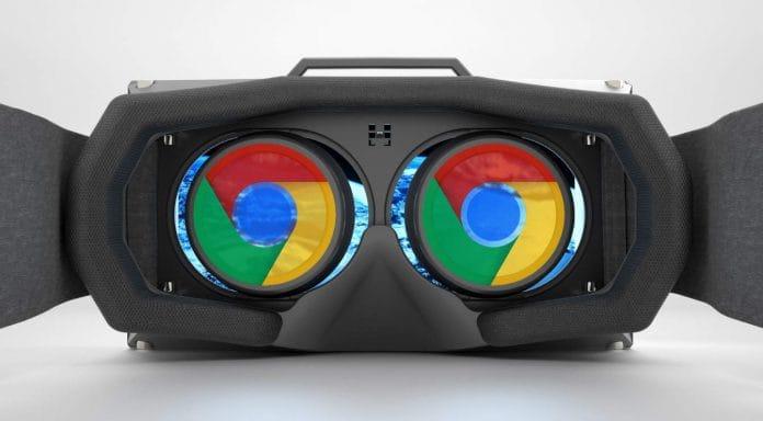 WebVR for Chrome