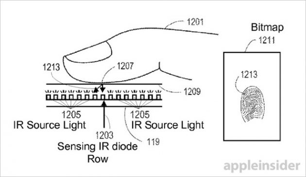 Apple patent