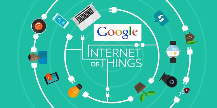 google for internet of things