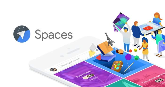 Google Spaces
