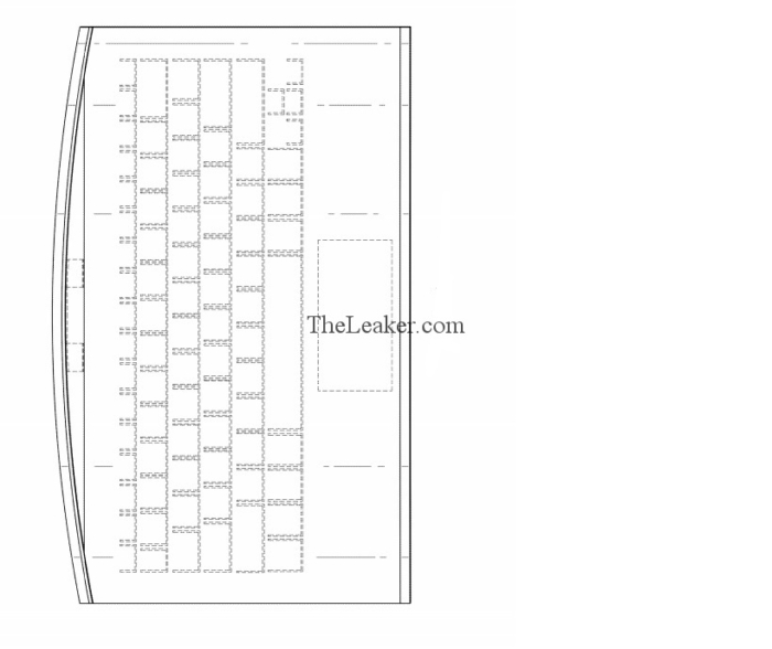 Intel curved keyboard