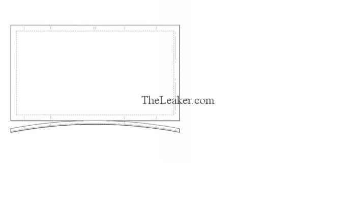 Intel surface convertible screen