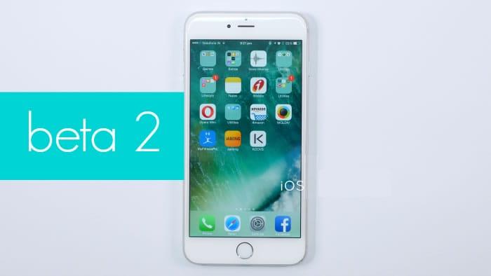 iOS 10.3 second beta
