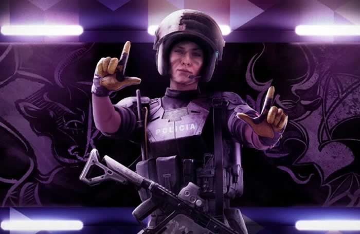 Rainbow Six Siege teaser reveals new operative Mira
