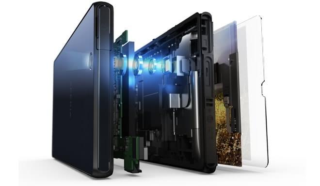 Sony Camera Sensor