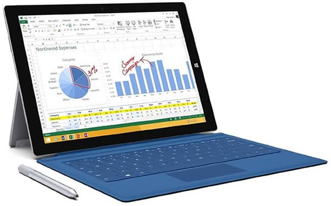 Microsoft Surface Enterprise