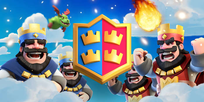 Clan Battle arrives at Clash Royale
