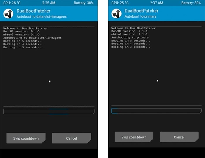 DualBootPatcher for OnePlus 3T