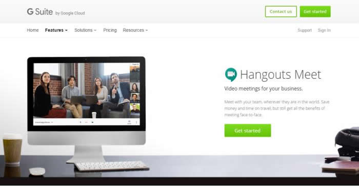 Hangouts-Meet