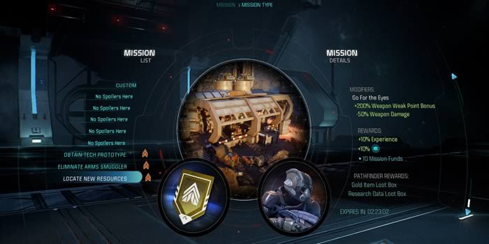 New Mass Effect Andromeda multiplayer images