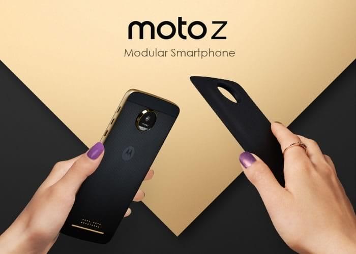 Moto Z 2017