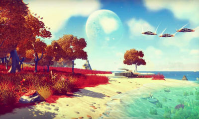 'No Man's Sky' wins Innovation award at GDC 2017, but no one received it