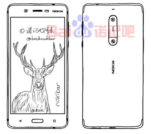 Nokia filtered design